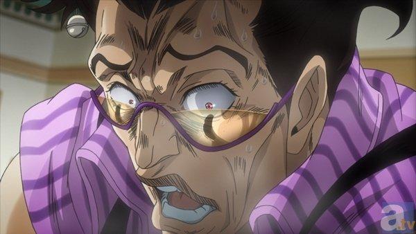 アニメ『ジョジョの奇妙な冒険SC』第33話の先行場面カットが到着