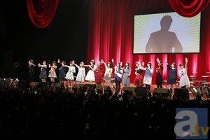 劇場版『アイドルマスター』打ち上げパーティーをレポート