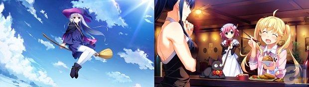 水橋かおりさん、友永朱音さんら声優陣によるフルボイスで楽しめる! PS Vita版『グリザイアの果実スピンアウト!? アイドル魔法少女ちるちる☆みちる』発売決定