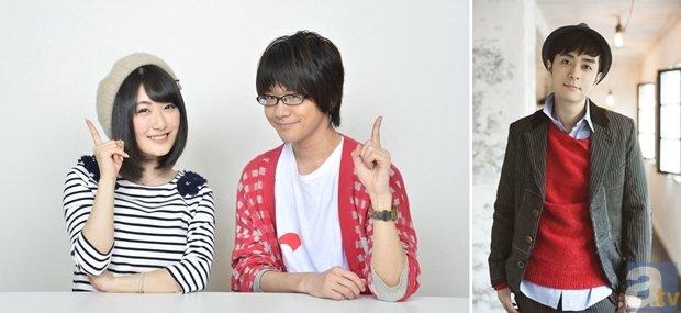花江さん・日高さんの『エジソン』、OP曲はヒャダインさんが担当