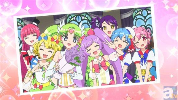 テレビアニメ『プリパラ』第38話より先行場面カット到着