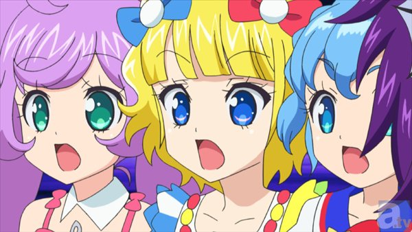 テレビアニメ『プリパラ』第38話「み~んなトモダチ、かしこま!」より先行場面カット到着-8