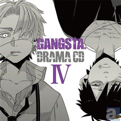 2015年7月よりTVアニメもスタート!! ドラマCD『GANGSTA.』IV出演キャストによるコメントが到着!!