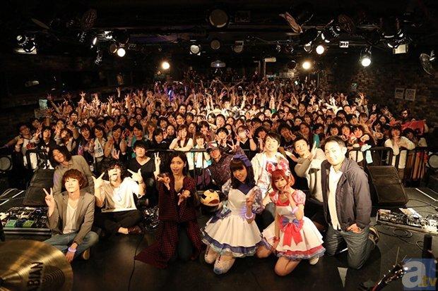 SHOW BY ROCK!! アニメ化記念ライブより公式レポ公開