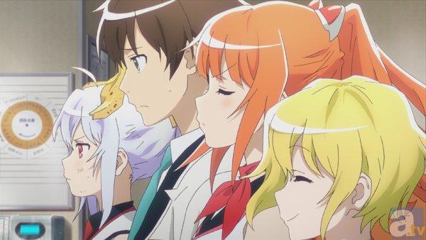 TVアニメ『プラスティック・メモリーズ』♯01より場面カット到着