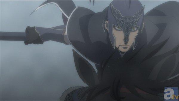 TVアニメ『アルスラーン戦記』第2話より場面カット到着