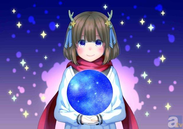 TVアニメ『放課後のプレアデス』OPテーマ購入者特典が公開