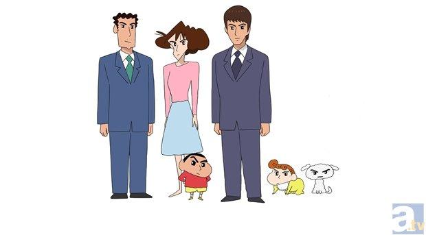 木村拓哉さん『クレしん』ショートストーリーにゲスト出演決定