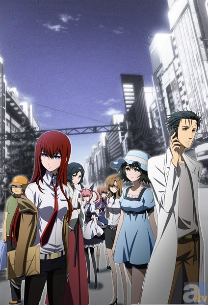 TVアニメ『STEINS;GATE』が7月より再放送決定