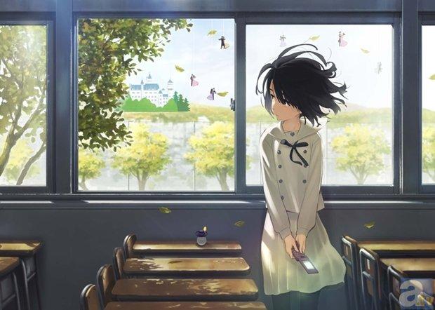 『ここさけ』&『あの花』×明治コラボCMが本日よりオンエア