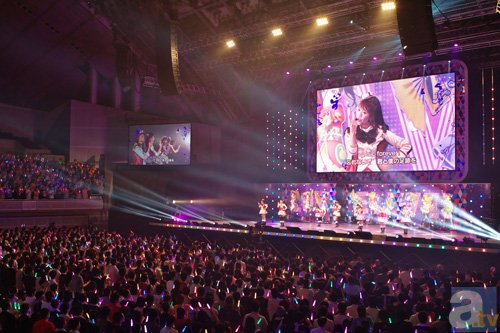『ラブライブ!』幕張ファンミーティングレポート