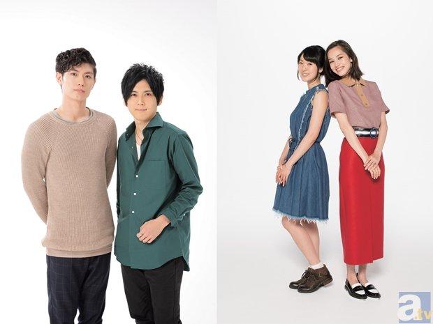 『進撃の巨人』実写&アニメのキャストSPインタビューが実現