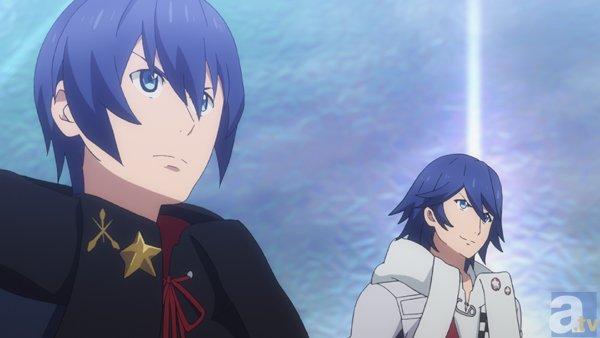 TVアニメ『ガンスト』第11話より場面カット到着