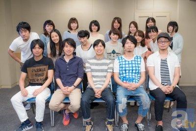 TVアニメ『監獄学園(プリズンスクール)』神谷浩史さん・小西克幸さんらキャスト10名より、放送直前コメントが到着の画像-1