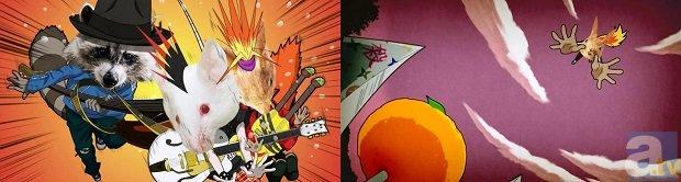 サンライズが暑さにやられた!? 前代未聞? 謎に包まれたアニマルロックンロールアニメーション『森のおんがくだん』発表