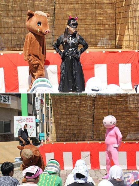 福井さん・儀武さん・広橋さん、ももねこ様に祈願する奇祭へ! 「ももねこ様祭」&「桜田麻音ステージショー」公式レポ到着