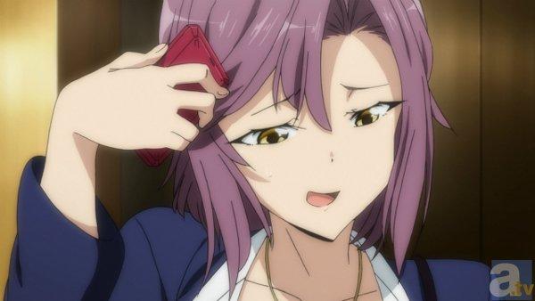 TVアニメ『アクエリオンロゴス』第6話より先行場面カット到着