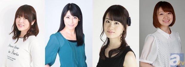 『モンスター娘のいる日常』加隈亜衣さんらキャスト4名のコメ到着