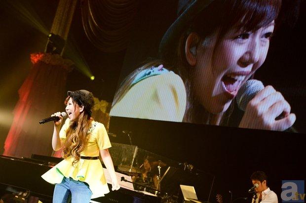 牧野由依さんデビュー10周年記念ワンマンライブより公式レポ到着