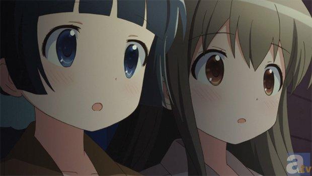 TVアニメ『わかば*ガール』九葉より場面カット到着