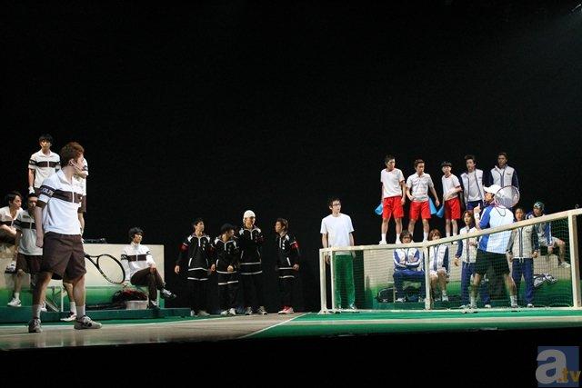 『テニミュ』3rd 青学(せいがく)vs聖ルドルフ ゲネプロレポ