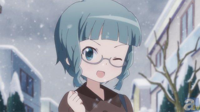 TVアニメ『わかば*ガール』十二葉より場面カット到着