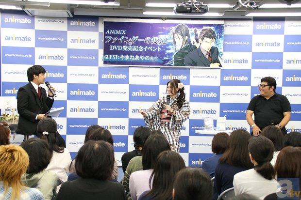 『ファインダーの隻翼』DVD発売記念イベント独占インタビュー