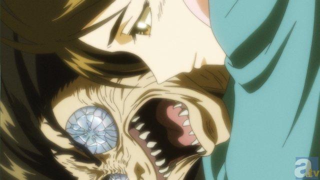 TVアニメ『うしおととら』第18話より先行場面カット到着