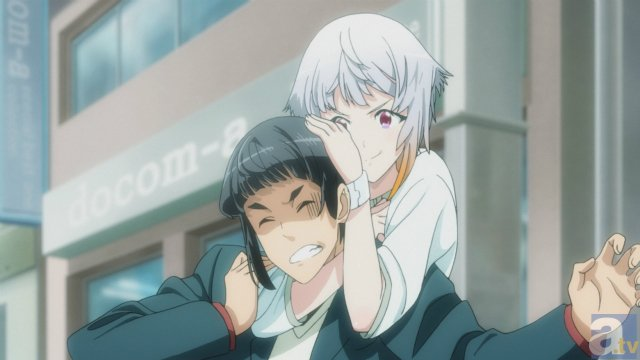 TVアニメ『アクエリオンロゴス』第19話より先行場面カット到着