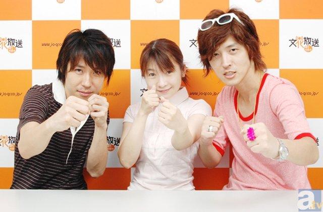 櫻井孝宏さんと鈴村健一さん、松来未祐さんとの思い出をコメント
