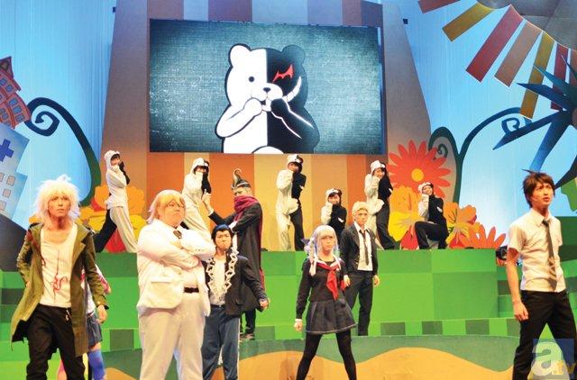 疾走感溢れる舞台『スーパーダンガンロンパ2』ゲネプロレポート