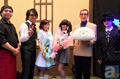 『ごちうさ』サプライズの連続に水瀬いのりさんが思わず涙!?