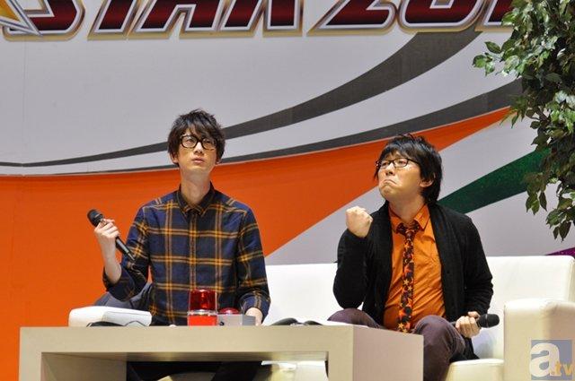 花江夏樹さん、岡本信彦さんら大人気声優が一夜限りでコラボ!