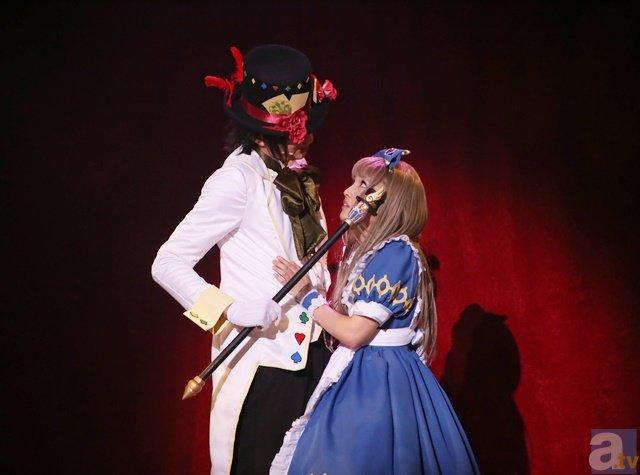 再演版ミュージカル「ハートの国のアリス」ゲネプロレポ