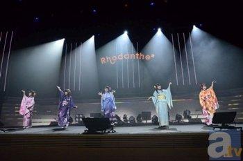 Rhodanthe*元日コンサートより公式レポート到着