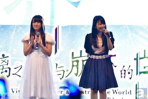 『ガラスの花と壊す世界』上海では花守さん・種田さんらの舞台挨拶も