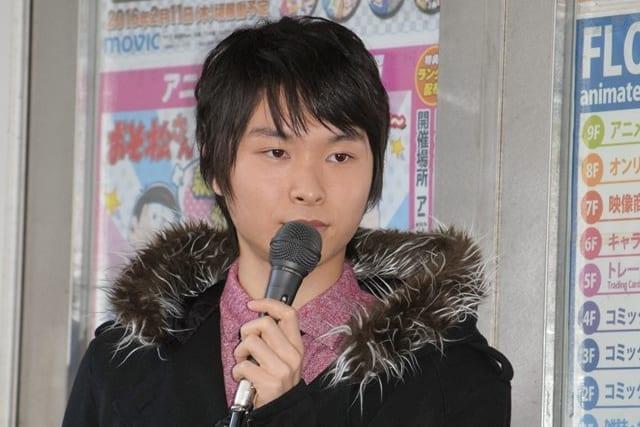 上村祐翔さん出演『文スト』餅まきイベントレポ
