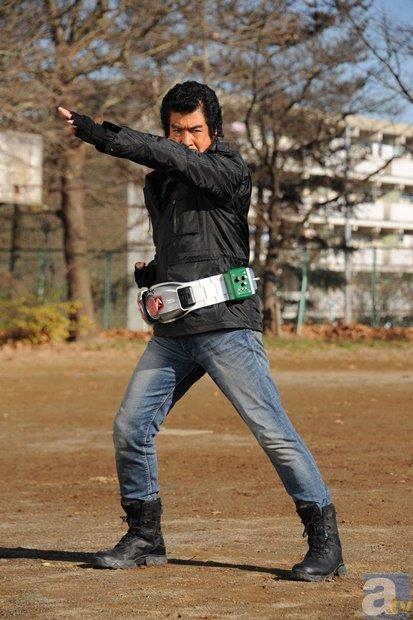 映画『仮面ライダー1号』主演は藤岡弘、さんに決定!