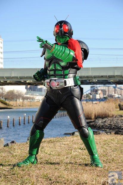 仮面ライダー-2