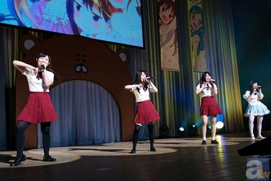 """妹たちは、アフロになった――野島健児さんも出演した""""干物妹!うまるちゃん 宴・THE FINAL ~そして伝説へ~""""イベントレポート。"""