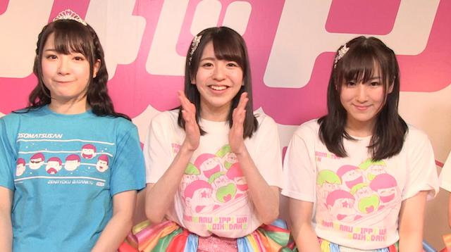 おそ松さんの主題歌を務める、A応PさんへAJ独占動画インタビュー