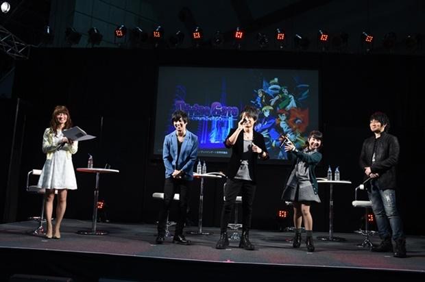 AJ2016『ディバゲ』声優陣登壇の放送後最速イベントレポ