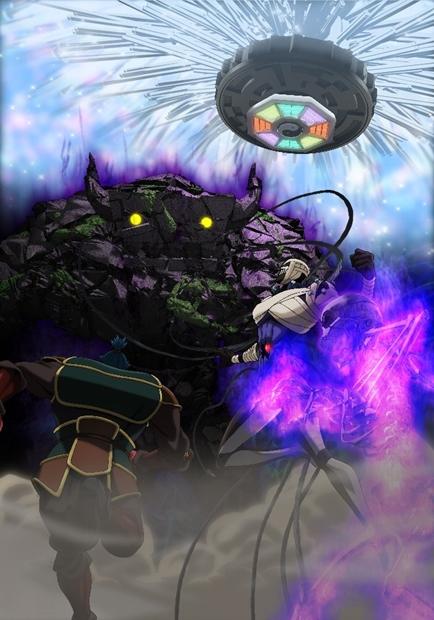 森田成一さん主演のTVアニメ『ビッグオーダー』よりキービジュアル2点が到着! 最速放送日には、ニコ生特番も配信に!?-2