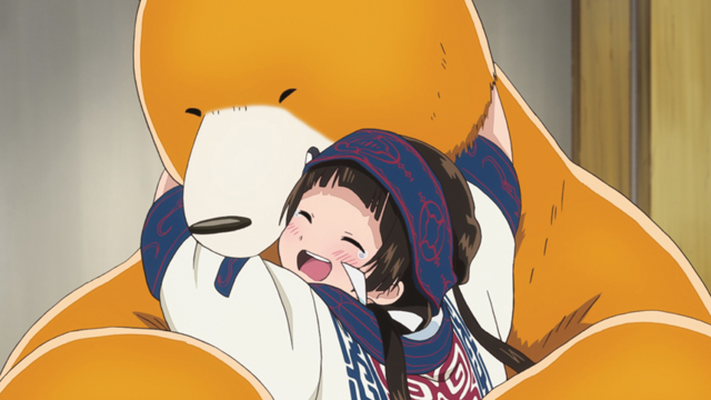 TVアニメ『くまみこ』第2話より先行場面カット到着