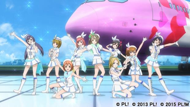 『ラブライブ!』PVやアニメ本編のダンスシーンを集めたBDが発売