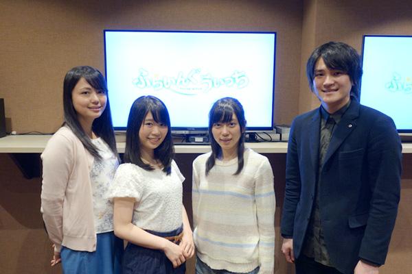 『ふらいんぐうぃっち』BD・DVDオーディオコメンタリー収録レポ
