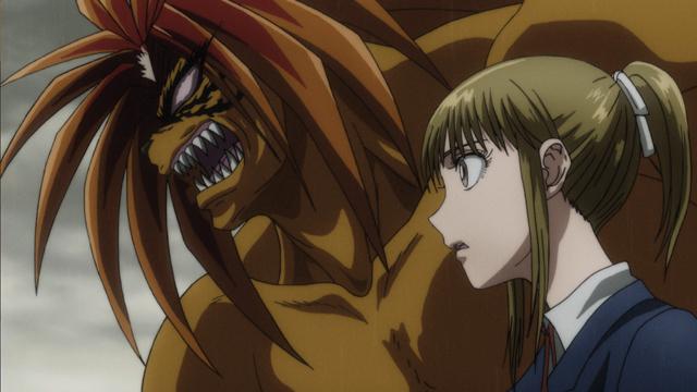 TVアニメ『うしおととら』第34話より先行場面カット到着