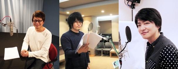 オトメイトレコード第3弾シリーズより興津和幸さんらのコメント公開