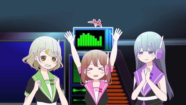 『美少女遊戯ユニット クレーンゲール』第八話先行場面カット到着!
