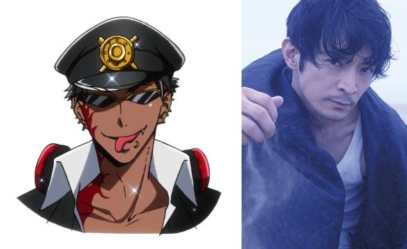 TVアニメ『ナンバカ』第2弾メインキャストに6名の男性声優が発表